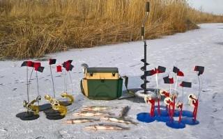 Зимняя рыбалка на жерлицы – особенности тактики и техники