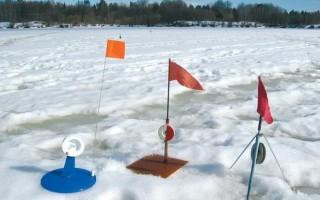 Жерлица зимняя – особенности конструкции и правильный выбор