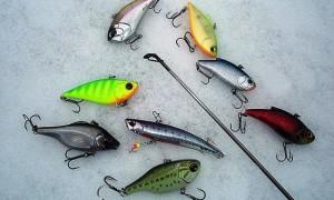 Ратлины для зимней рыбалки (вибы) – тактика ловли и техника игры