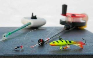 Леска для балансира на зимней рыбалке