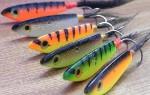 Блесны бокоплавы для зимней рыбалки – оснастка и техника ловли