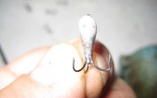 Изготовление мормышки чертик своими руками