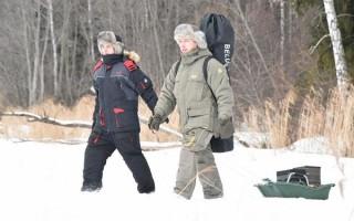 Зимние костюмы для рыбалки — обзор и рекомендации