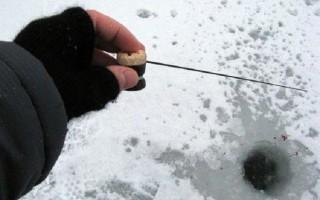 Безкивковая удочка для безмотылки — ловля, оснастка и техника
