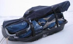 Сани для зимней рыбалки – обзор, сравнение, доработка волокуш