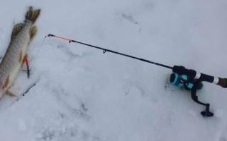 Оснастка зимних удочек на щуку — виды снастей, правильное применение
