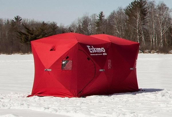 Eskimo Quickfish 6 Ice Fishing