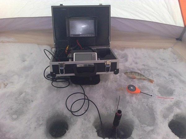 Подледная видеокамера