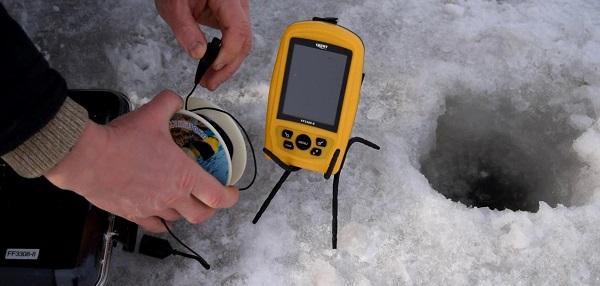 Зимние камеры для подледной рыбалки - применение и устройство