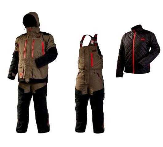 Зимний рыболовный костюм Norfin Extreme 4
