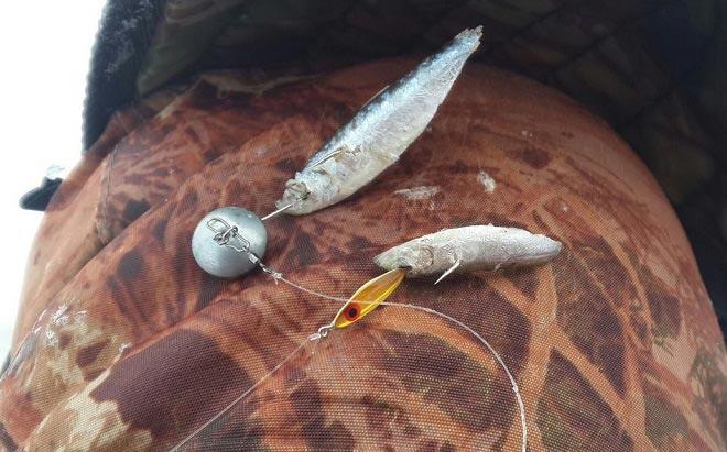 Насадка тюльки