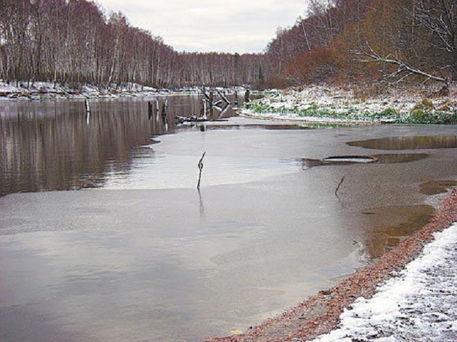 Становление льда